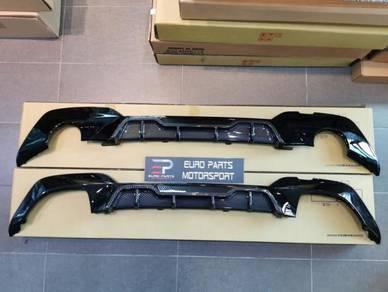 BMW G20 330i M340i M PERFORMANCE DIFFUSER CARBON