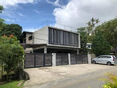 Exclusive double storey Lintang Park resort bungalow for sale
