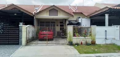 Single Storey Terrace Below Market Taman Seri Saujana, Kota Tinggi