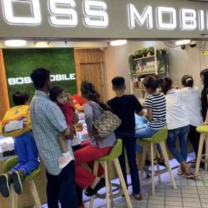 BOSS MOBILE - iPhone 8 Plus 256GB