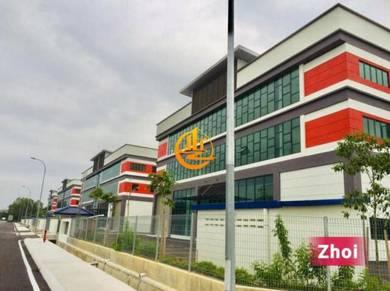 Seksyen 32 Berjaya Park Shah Alam 2.5 Storey Bungalow Warehouse