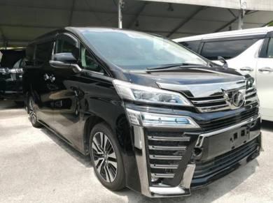 Toyota VELLFIRE 2.5 ZG (A) 2 EYE LED 2018