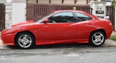 Fiat Coupe 2.0 (20V-Turbo), 6-Speed Man, 2001/07