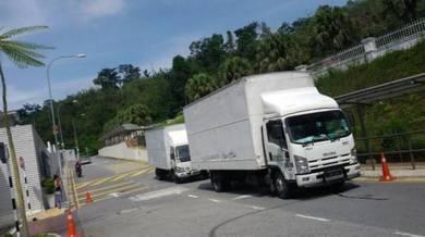 Lori Sewa Murah Pindah Rumah Pejabat Lorry Movers