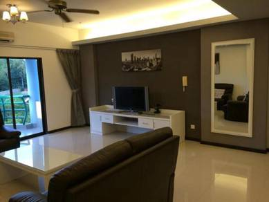 Fully Furnished Colonnades Condominium For RENT