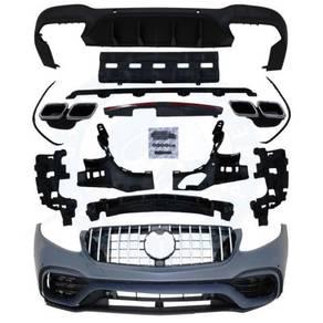 Mercedes benz x253 glc 63 amg bumper bodykit