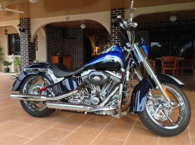 CVO Softail Convertible , Limited Edition