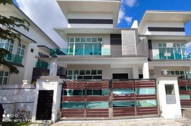 2 Storey Cluster House in Taman Mutiara Bestari, Skudai, Johor