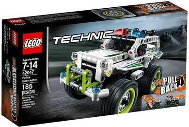 LEGO 42047 Police Interceptor