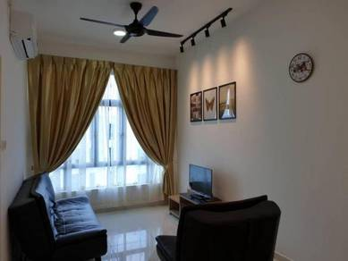 D'Summit Apartment / LOW DEPOSIT / Fully/ 1 Mth WARRANTY/ EDL TO CIQ