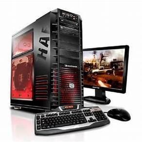 PC Desktop Gaming Intel i5/8gb ram/GTX graphic