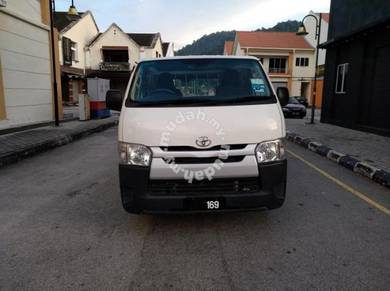 2014 Toyota Hiace 2.5 Diesel Panel with Airbag New