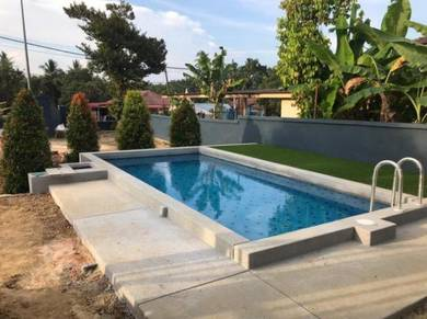 Swimming Pool Professional Builder / Kontraktor