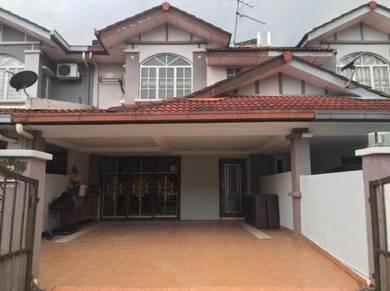 Two Storey Terrace House, Berjaya Park, Kota Kemuning