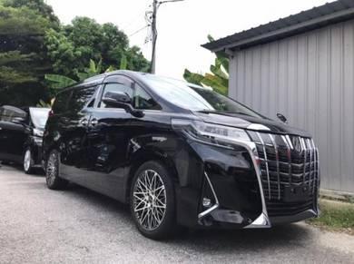 Toyota ALPHARD 2.5 X (A) 8 SEATER PRECRASH 2018