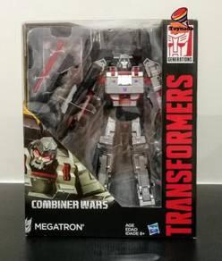 Transformers Combiner Wars Leader Megatron