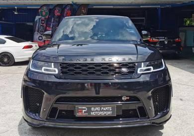 Range Rover Sport 2018 SVR Bodykit Conversion