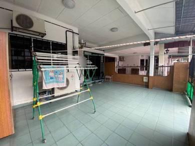 DEKAT LRT Single Storey Terrace Tmn Bunga Raya EASY ACCES