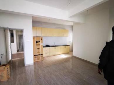 [Corner Lot] New Apartment Taman Putra Impian, Bdr Seri Putra- 3R 3B