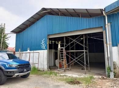 Good Condition Kampung Jawa Sentosa Klang Warehouse Factory