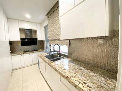 FULLY RENOVATED 3 Storey Semi D Cluster Parkfield Tropicana Heights Ka