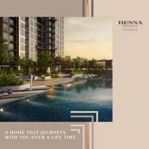Henna Residence Lexa Fera Wangsa Maju Freehold Project