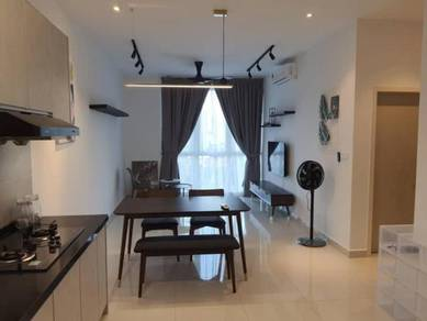 All New Condo at Sentul New Furnished