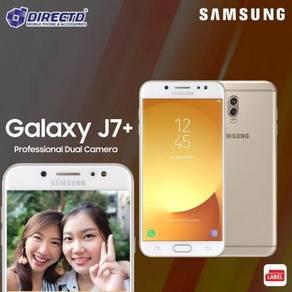 SAMSUNG Galaxy J7 PLUS(4GB RAM)MYset -BEST DEAL!!