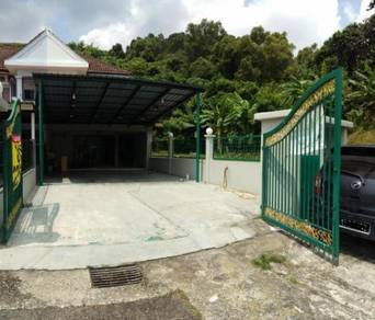 Endlot (20x90) Double Storey House, Bandar Puchong Jaya, Freehold