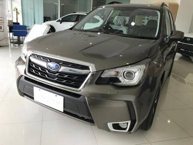 New Subaru Forester for sale
