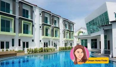 Great Value: Maple Residence | 3 Storey |Sungai Puyu | Butterworth