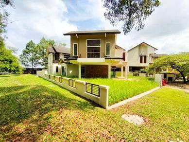 Corner Semi Detached House D'Puncak Bukit Jelutong
