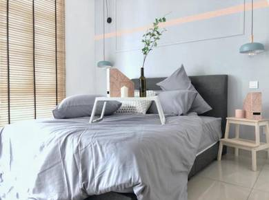 LOW DEPO   Twin Galaxy   Jb town   2 bed ID design   Actual unit