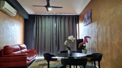 I-SOHO i-City Shah Alam Spacious Corner Lot with Furnitures & Tenant