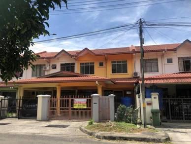 Taman Bakti Iklas Inanam Intermediate Terrace House for Sale