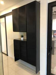 Shoe Cabinet (Credit Card Available)