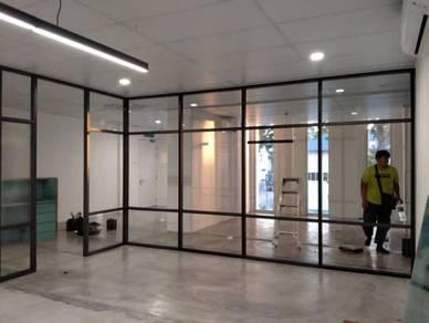 Tempered Glass Shop Wall (Visa/Master)