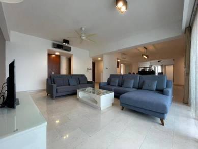 Tiffani Kiara , Mont Kiara , Fully Furnished Condo , 3+1 Bedrooms
