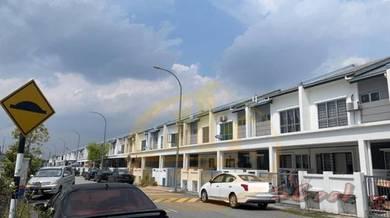 Below Market Price Taman Saga Klang 20x60 Double Storey Basic Unit