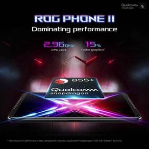 ASUS ROG 2 (12GB RAM)Phone Gaming TERPOWER - MYset