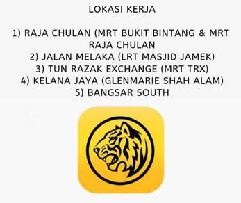 Customer Relation Officer - Malay Speaker