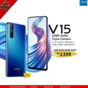 Vivo V15 [6+64gb] triple camera + box gift