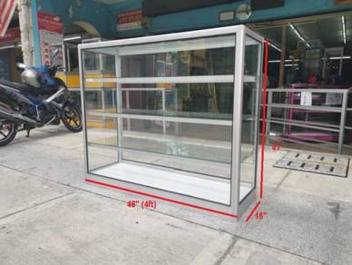 Display Showcases Various/ GLASS CABINET