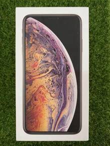 IPhone XS Max 256GB Gold (1month used)