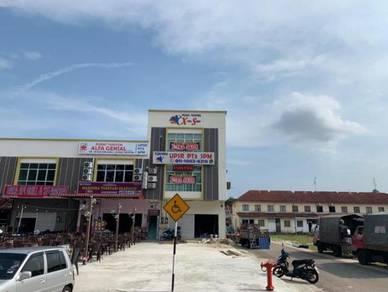 Taman Scientex Pasir Gudang 3 Storey Terrace Shop Corner Unit FOR SALE