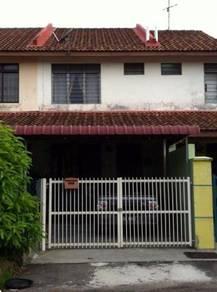Jalan Rawa, Taman Perling - Double Storey Medium Cost House