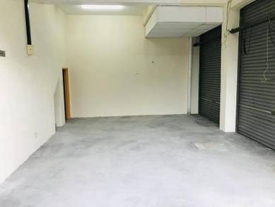 BELOW MARKET VALUE: 2 Storey Shop Lot Adenium, Bukit Beruntung