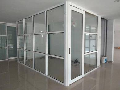 Glass Wall/ Shop Front/ Tempered Glass