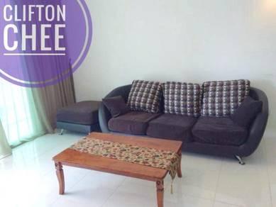 Summer Place 1200sqft 2 car parks Low floor At Sungai Pinang