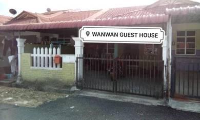 Rumah Teres Pasir Mas Senang Nego